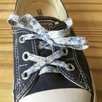 Liberty of London fabric shoelaces various sizes