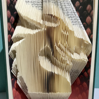 Dragon Handmade Folded Book