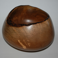 Beautiful Bowl in English Walnut