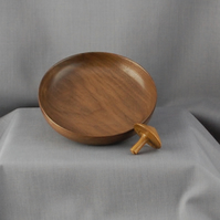 Walnut Top and Dish