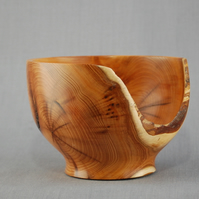 Fascinating Vessel in English Yew