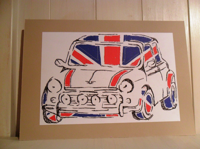 Union Jack Mini Picture