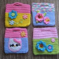 Crochet Child's Handbag
