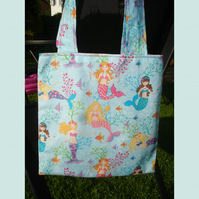 Bag - Childrens mermaid