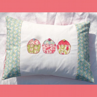 Summer Cupcakes Cushion