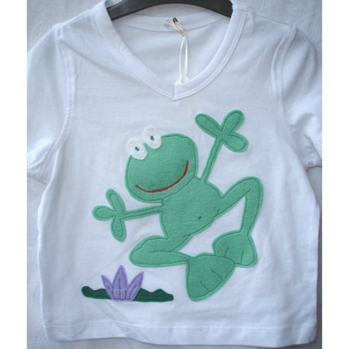Leaping Frog T-shirt