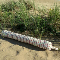 Anchors.  A nautical draught excluder.  91cm in length.