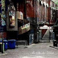Street photography.  Urban.  Manchester.  An 8 inch x 8 inch print.