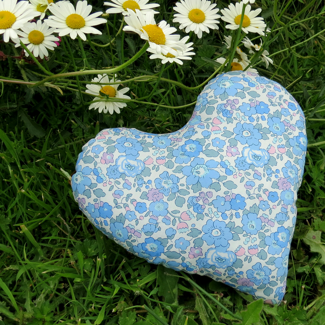 Breast Cancer Pillow. Heart shaped cushion. Masectomy Pillow.