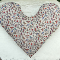 Surgery pillow.  Cardiac pillow.  Large mastectomy pillow.