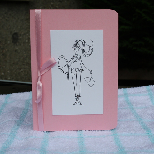 Breast Cancer Card *charity*