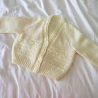 SALE - Lemon Cardigan