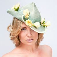 Spring Headpiece (RESERVED)