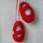 Keepsake,Baby keepsake,Little red shoes,Christening gift,Home decs,Baby shower