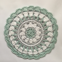 Crochet Table Mat Doily