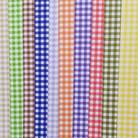 Gingham Card Pack 10 A4 Sheets