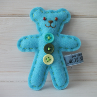 Pocket-Travel-Party Favours-Memory Box Teddy Bears.