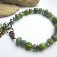Summer Meadow Bracelet