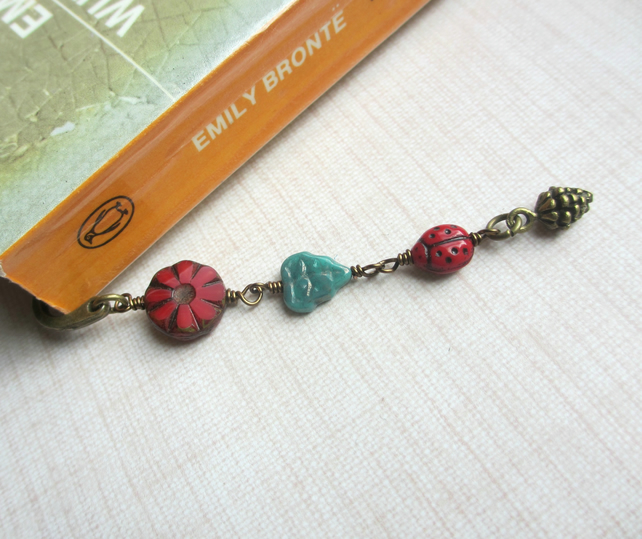 Ladybird Bookmark
