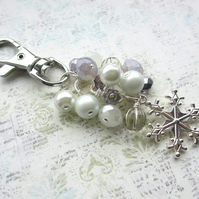Lilac Frost Bag Charm