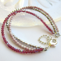 SALE Sparkle Heart Bracelet 8.00