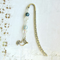 Bookmark - Winter Dove