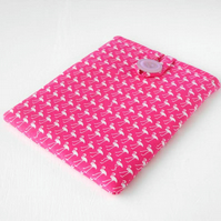 Kobo Mini eReader Case, Pocket eBook cover in Hot Pink Flamingoes