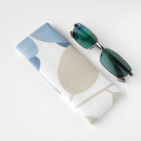 Sale - Cloud Eyeglass Case, Glasses Case, Sunglasses Case, Glasses Cover