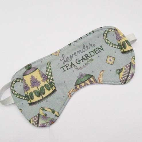 Lavender Tea Garden Sleep Mask