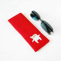 I Am Ninja Glasses Case, Sunglasses Case