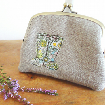 Wellies Purse