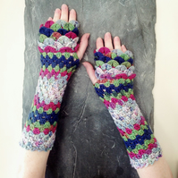 Dragon Scale Gloves - Jewel