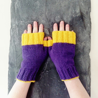 Penbryn Mitts - Roller Derby Team Colours