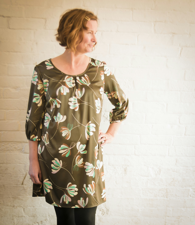 Sew Me Something The Kate Dress Pattern