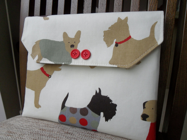 Adorable Pets iPad Sleeve