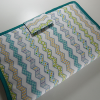 Handmade A4 Fabric Folder (Happi)