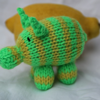 Lemon & Lime Jazzy Pig