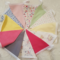 24 Flag Summer Colours Bunting