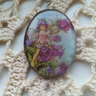 Flower Fairy Necklace