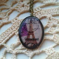One Night In Paris..Necklace