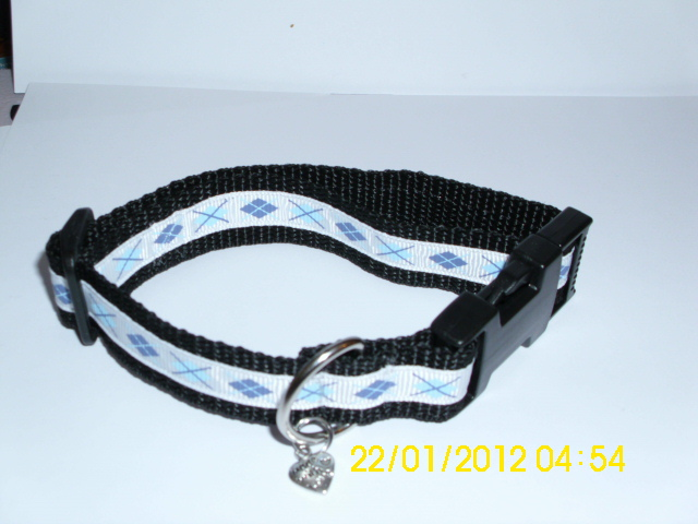 Posh Poochies Dog Collar 9'' - 13''