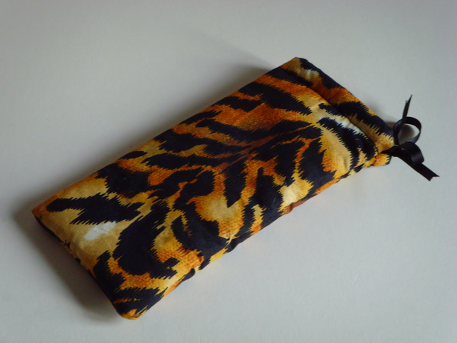Samsung S4 - Larger Mobile Case - Tiger Print
