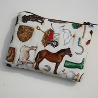 Coin Purse - Farmyard