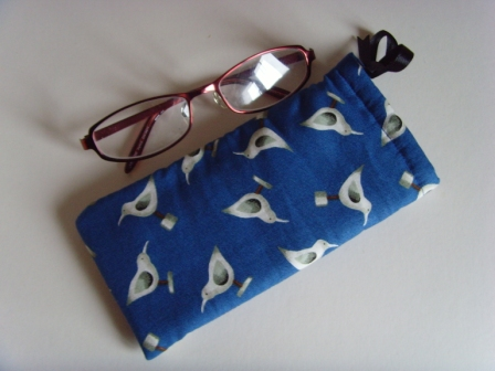 Glasses Case - Seagulls