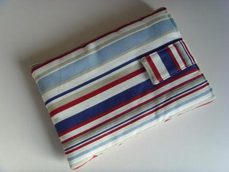 "iPad Mini - 7"" Tablet Cover - RWB Stripes"
