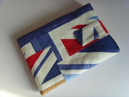 "iPad Mini - 7"" Tablet Cover - Union Jack"