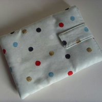 "iPad Mini - 7"" Tablet Cover - Grey Spots"