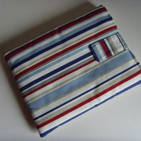 "iPad - 10"" Tablet Cover - RWB Stripes"