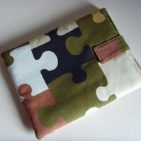 "iPad - 10"" Tablet Cover - Jigsaw"