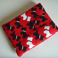 Scotty Dogs Red Kindle Paperwhite Nook Cover